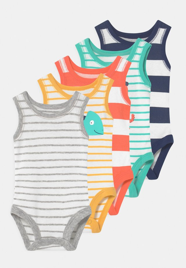 STRIPES 5 PACK - Body - multi-coloured