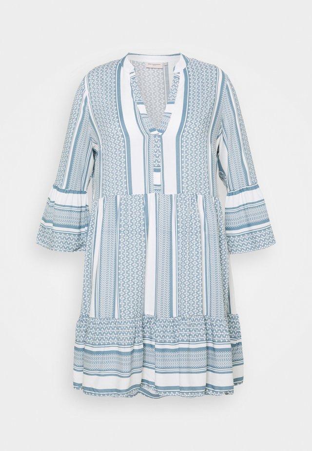 CARMARRAKESH TUNIC DRESS - Vestido informal - faded denim