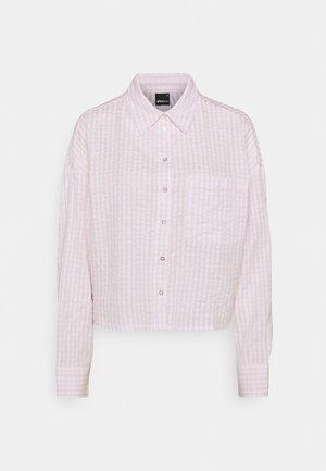 LINA SHIRT - Pyjama top - pink