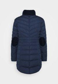 Lauren Ralph Lauren - MATTE FINISH COAT - Down coat - navy - 10
