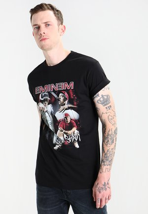 EMINEM SLIM SHADY  - Print T-shirt - black