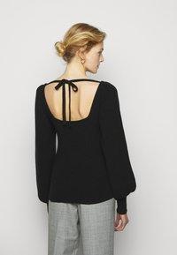 Bruuns Bazaar - SIMONA ELIEA - Jumper - black - 2