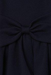 Bardot Junior - POLLY BOW DRESS - Cocktailkjoler / festkjoler - navy - 3