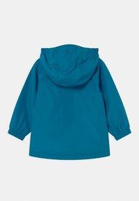 Hummel - OJO UNISEX - Vodotěsná bunda - mykonos blue - 1