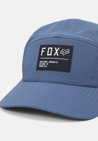 Fox Racing - NON STOP 5 PANEL HAT - Cap - blue steel - 4