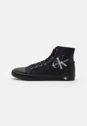 LACEUP - High-top trainers - black