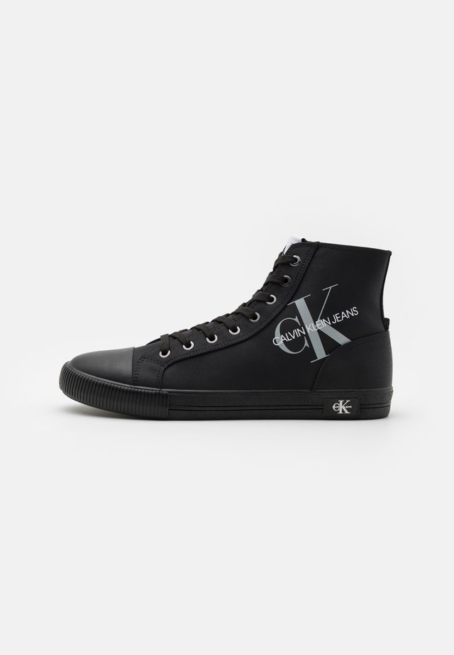 LACEUP - Sneakers alte - black