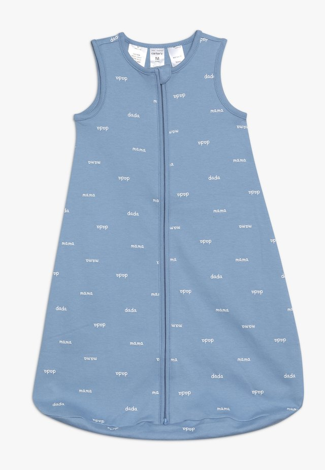 SLEEPBAG BABY - Baby's sleeping bag - blue