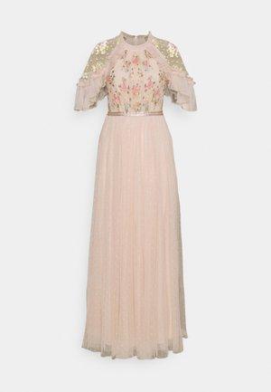 EMMA DITSY BODICE DRESS - Ballkjole - strawberry icing