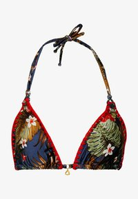 Banana Moon - NUCO IQUITOS TRIANGLE - Bikini top - bleu - 4