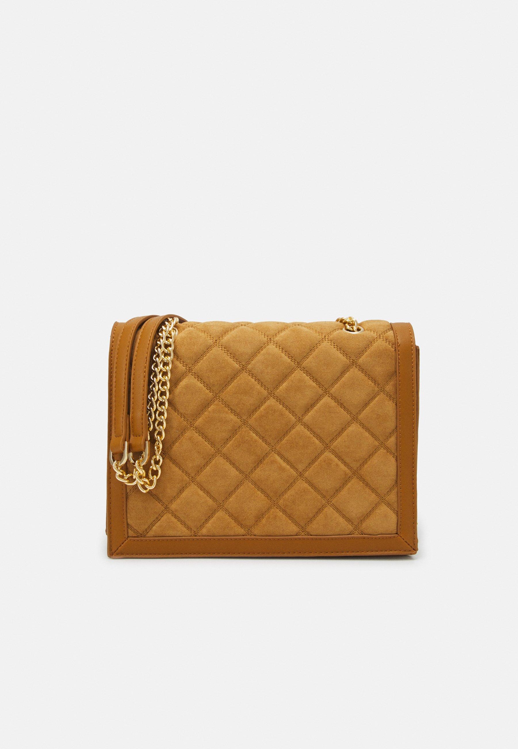 Women HELEN QUILTED MIDI SHOULDER BAG - Handbag