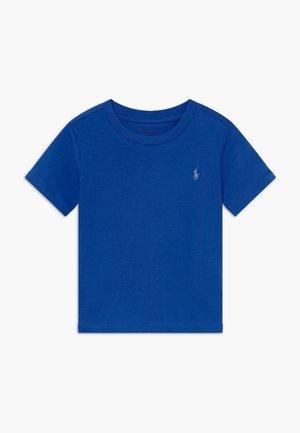 Basic T-shirt - travel blue