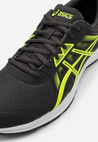 ASICS - GEL-SILEO 2 - Neutral running shoes - graphite grey/safety yellow - 5