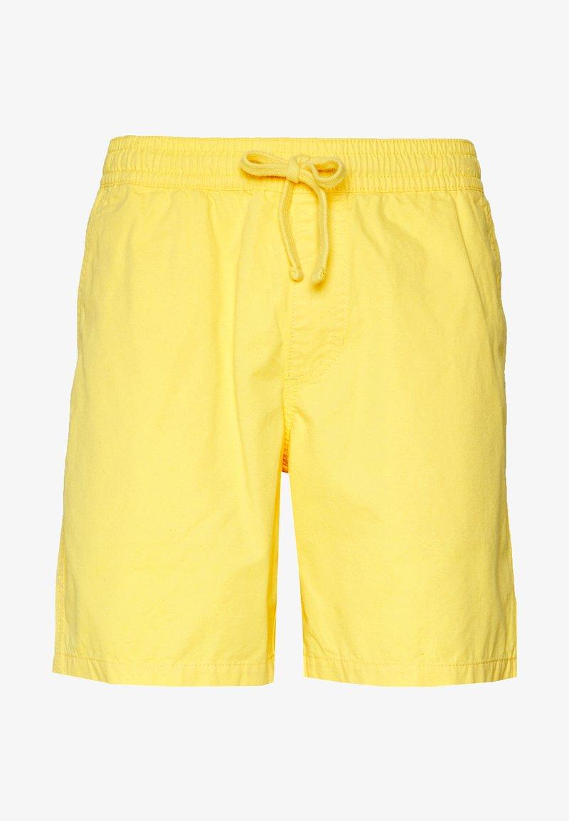 Vans - MN RANGE SHORT 18 - Shorts - yellow cream