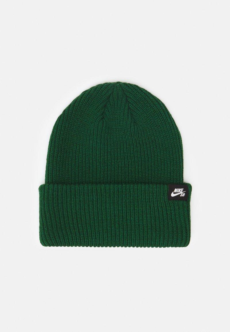 Nike SB - BEANIE FISHERMAN UNISEX  - Beanie - gorge green