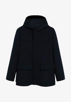 MEDINA - Klasický kabát - dunkles marineblau