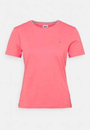 TJW SOFT TEE - T-shirt imprimé - botanical pink