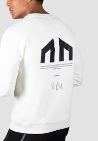 MOROTAI - Sweatshirt - cremeweiß - 4