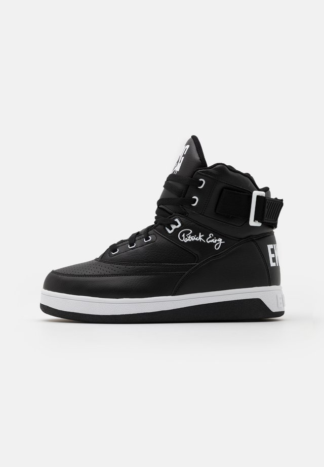 33 HI - Baskets montantes - black/white