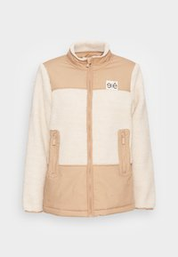 esmé studios - SAMARA PILE JACKET - Winter jacket - bleached sand - 3