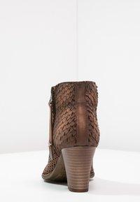 Felmini - OMEGA - Ankle boots - rain nut - 3