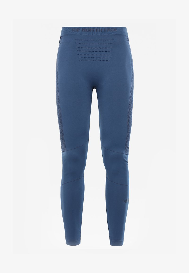 The North Face - W SPORT TIGHTS - Leggings - blue wing teal/tnf black