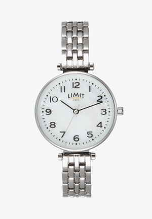 LADIES BRACELET WATCH - Rannekello - silver-coloured