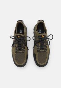 Cat Footwear - CRAIL - Sneakers laag - dark olive - 3