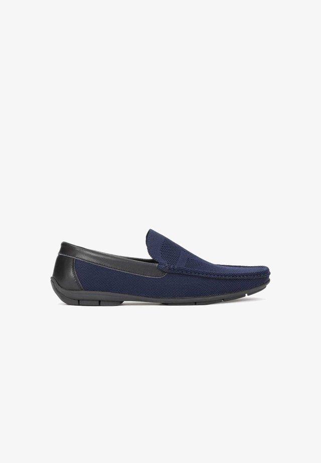 TIPAS  - Mocassins - dark blue