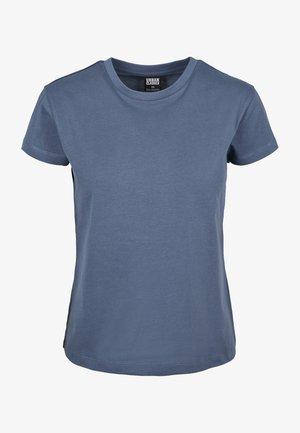 Basic T-shirt - vintageblue