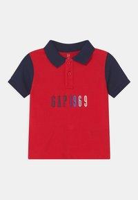 GAP - TODDLER BOY LOGO  - Polo shirt - pure red - 0