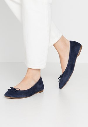 MAGDA  - Ballet pumps - navy