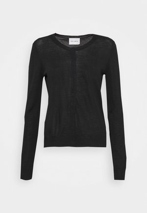 ULLA - Cardigan - black