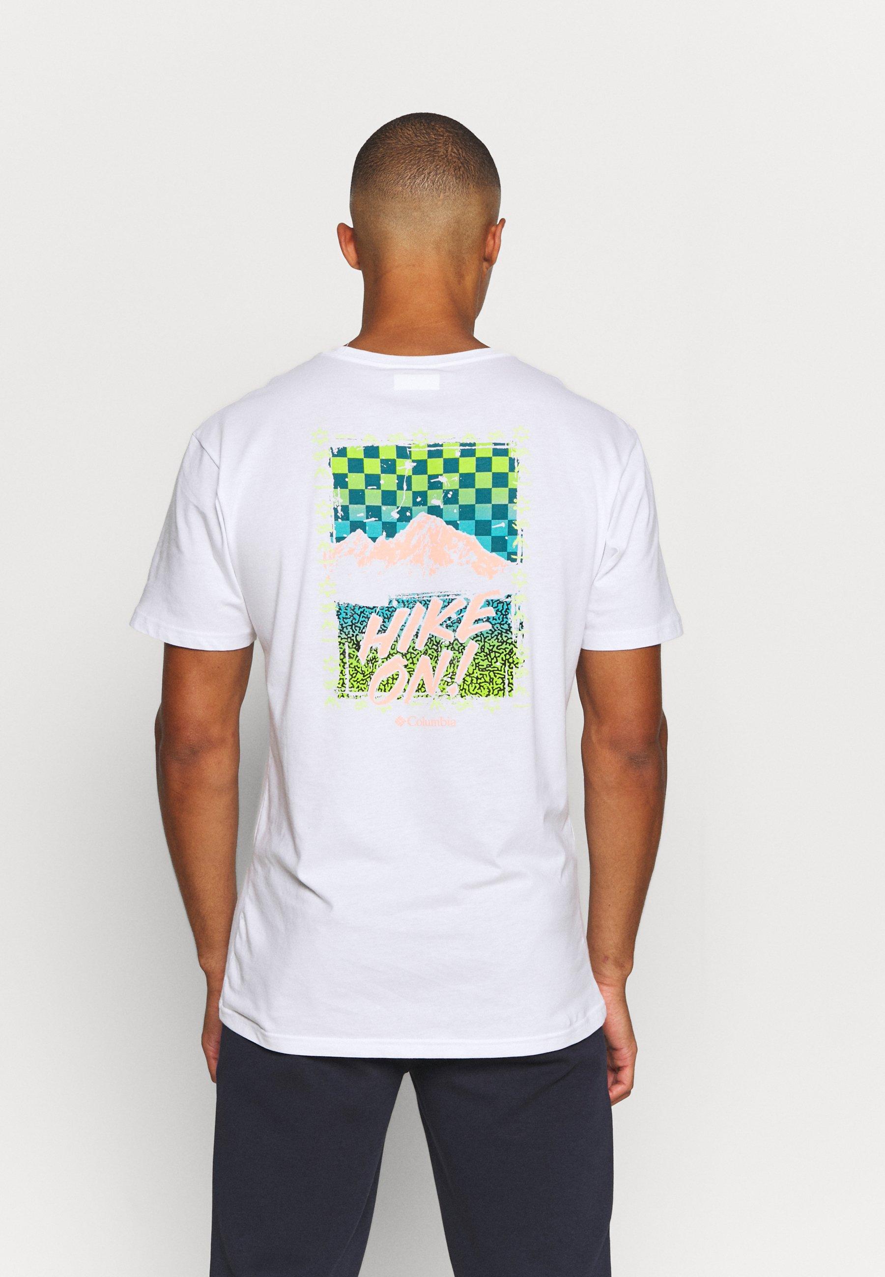 Men BLAZING TRAIL GRAPHIC TEE - Print T-shirt