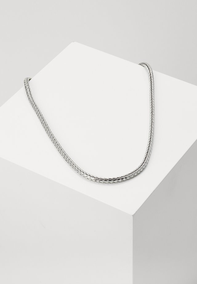 FOXTAIL  - Necklace - silver-coloured