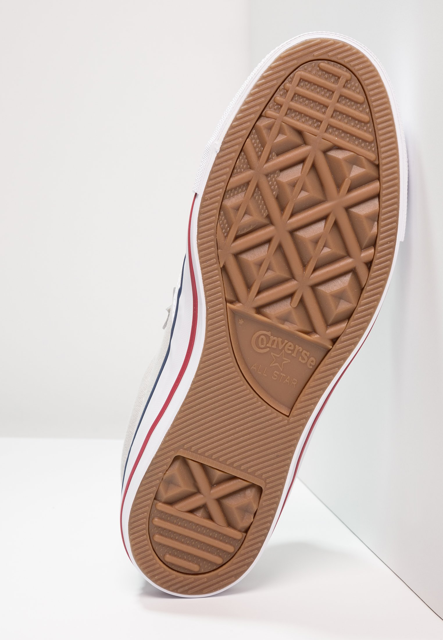 Converse STAR PLAYER - Sneaker low - cloud grey/white/grau - Herrenschuhe Qx772