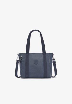 ASSENI S - Tote bag - grey slate