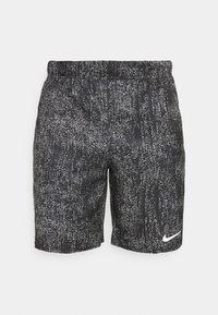 Nike Performance - Korte sportsbukser - black/white - 4