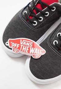 Vans - ERA 59 - Skate shoes - black/true white - 5
