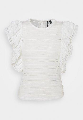 VMAMANDA - Basic T-shirt - snow white