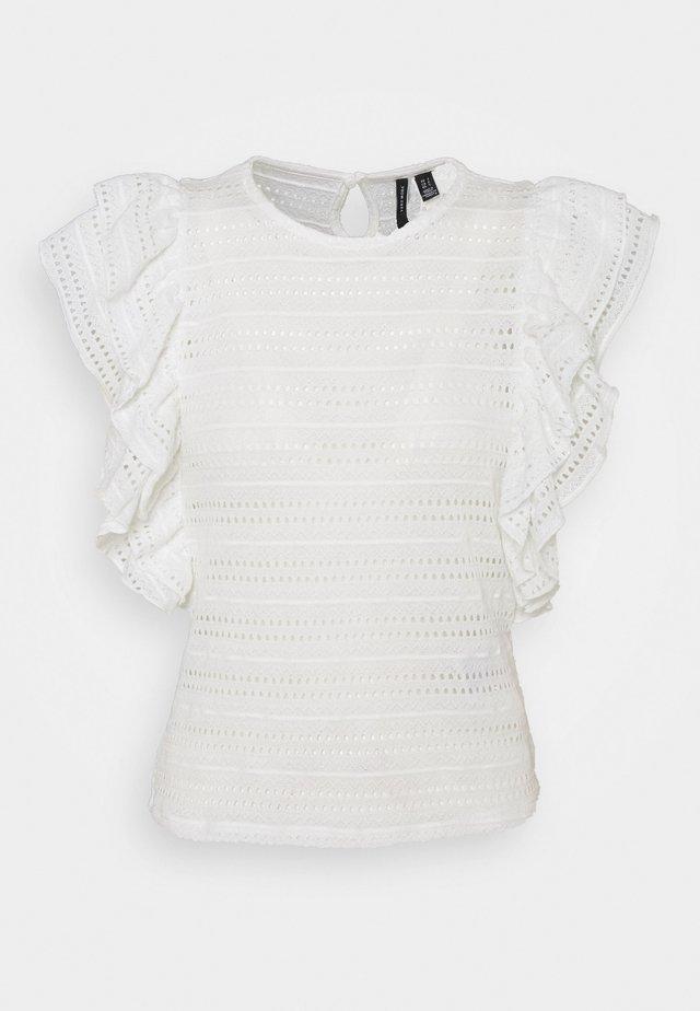VMAMANDA - T-shirt basic - snow white