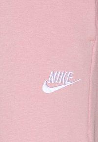 Nike Sportswear - PANT - Pantalon de survêtement - pink glaze/white - 5