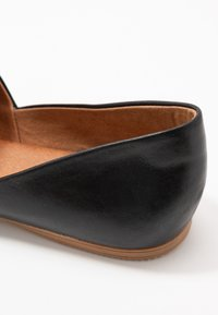 Anna Field - LEATHER - Slippers - black - 2
