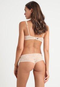 Princesse tam.tam - MONICA SHORTY BRESILIEN - Onderbroeken - nude - 2