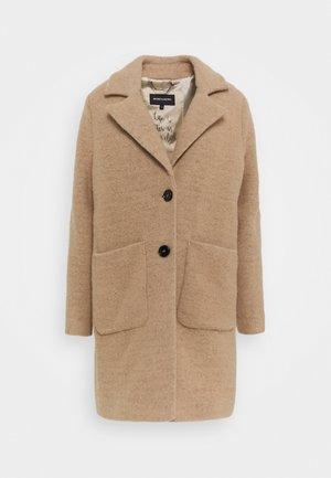 COAT - Zimní kabát - soft caramel