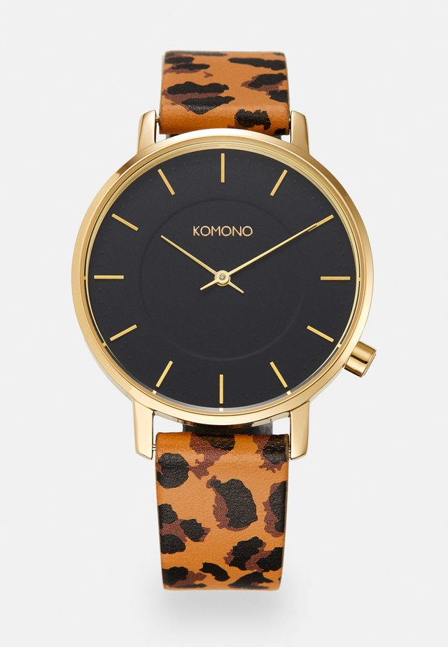 HARLOW ANIMAL - Orologio - tan