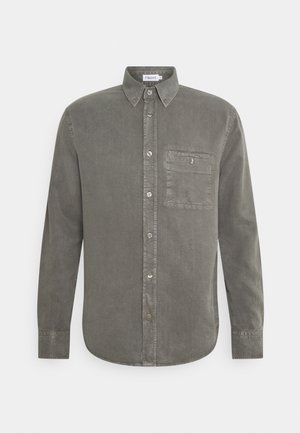 ZACHARY - Shirt - green grey