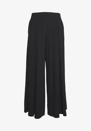 PATNER - Kalhoty - schwarz