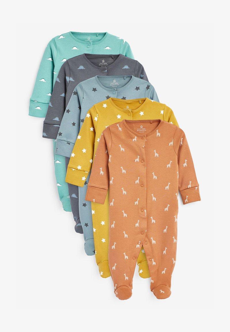 Next - 5 PACK  - Sleep suit - multi-coloured