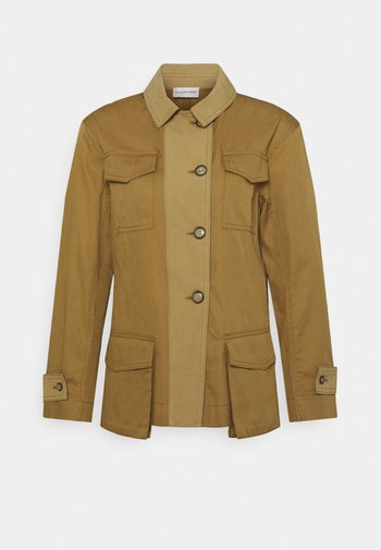 ANIL - Summer jacket - golden beige